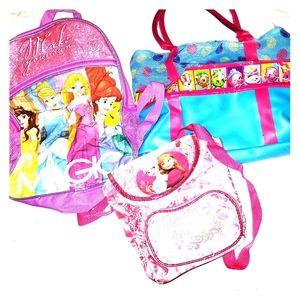 Girl's bag bundle